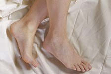 how to calm restless legs